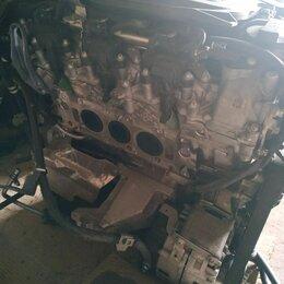 Двигатель и топливная система  - Двигатель Mercedes-Benz GLE W166 3.5i 252 л/с , 0
