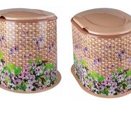 Биотуалеты - Туалет дачный Плетенка М3025 (без дна), 0