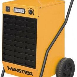 Осушители воздуха - Осушитель воздуха MASTER DH- 62 профессиональный, металлический корпус [DH 62], 0