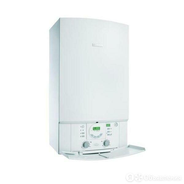 Настенный газовый котел Bosch ZSC 24-3MFA турбо по цене 73875₽ - Отопительные котлы, фото 0