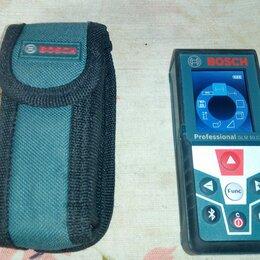 Измерительные инструменты и приборы - Лазерный дальномер bosch glm 50 c , 0