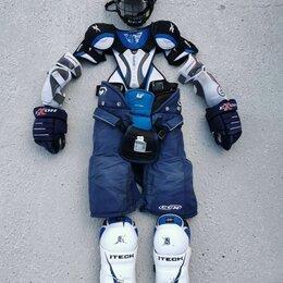 Защита и экипировка - Комплект детской  хоккейной экипировки, 0