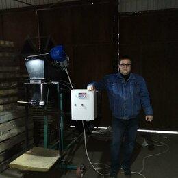 Упаковочное оборудование - Дозатор весовой для угля, щебня, зерна, пеллет, 0