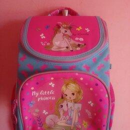 Рюкзаки, ранцы, сумки - Рюкзак Для Девочки В Школу , 0