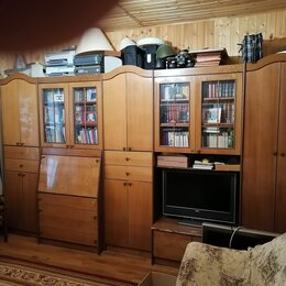 Шкафы, стенки, гарнитуры - Стенка для гостиной немецкая Anklam 3, 0