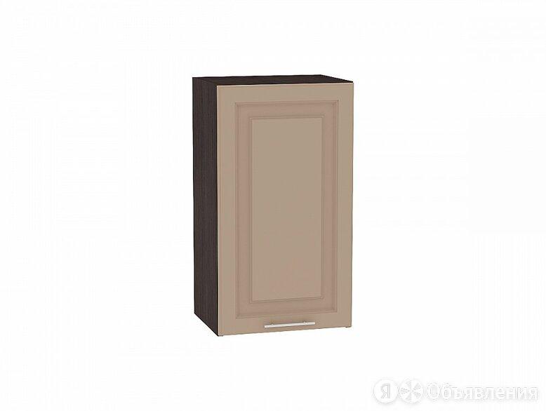 Шкаф верхний с 1-ой дверцей Ницца Royal В 400 Omnia-Венге по цене 3864₽ - Мебель для кухни, фото 0