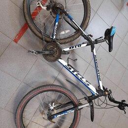 Велосипеды - Велосипед stels навигатор 810, 0