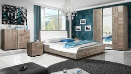 Кровати - Спальня Риксос КМК, 0