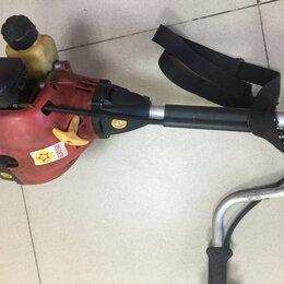 Газонокосилки - Триммер бензиновый Красная Звезда E3050, 0