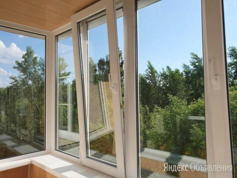 Остекление балконов/Окна/Балконные двери по цене 20900₽ - Окна, фото 0