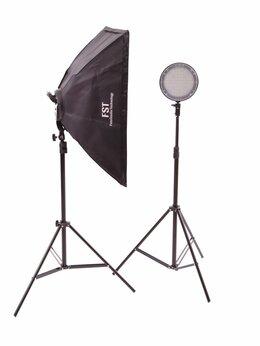 Осветительное оборудование - FST LED-1682 KIT Постоянный свет комплект.…, 0