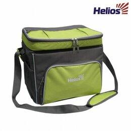 Сумки-холодильники и аксессуары - Изотермическая сумка-холодильник 20l+5l helios, 0