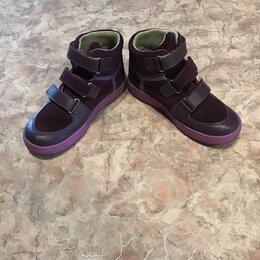 Ботинки - Ботинки для девочки, 0