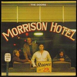 Виниловые пластинки - Doors - 1970 Morrison Hotel, 0