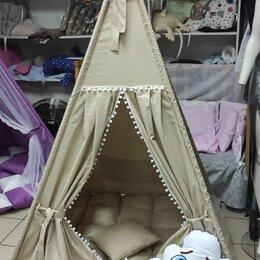 Игровые домики и палатки - Палатка вигвам для детей, 0
