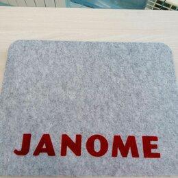Аксессуары и запчасти - Коврик для швейной машины janome, 0