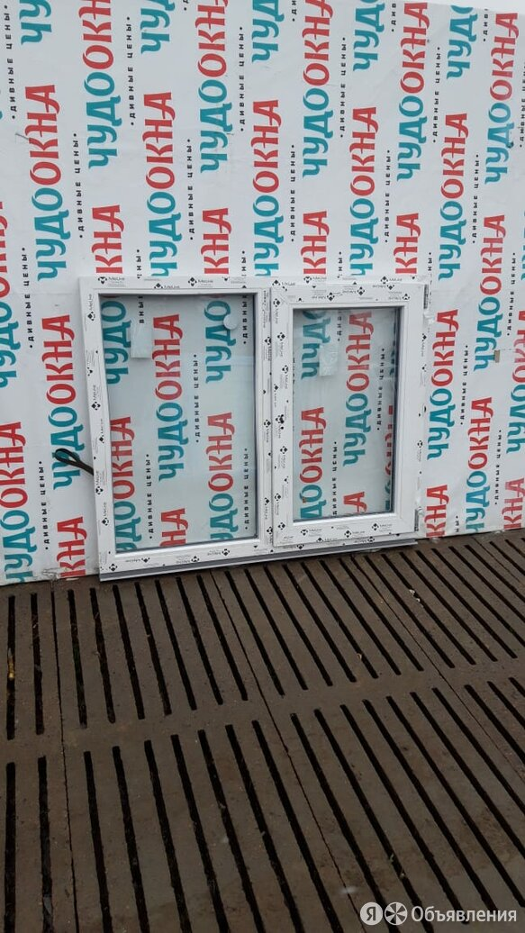 Окно, ПВХ бюджет, 970(В)х1200(Ш) мм по цене 6400₽ - Окна, фото 0