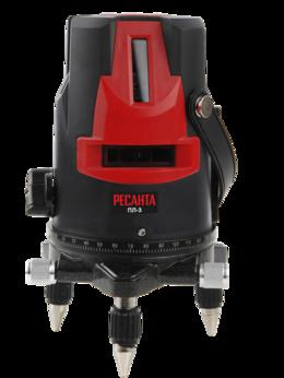 Измерительные инструменты и приборы - Построитель лазерный ПЛ-3ШК, 0