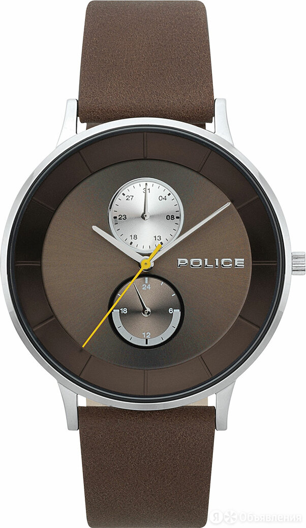 Наручные часы Police PL.15402JS/12 по цене 11300₽ - Наручные часы, фото 0