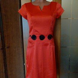 Платья - Платья красные, 0