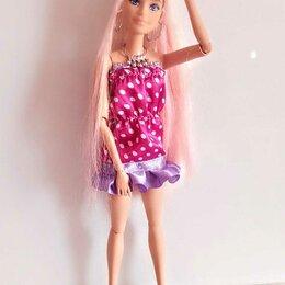 Аксессуары для кукол - Сарафан для куклы Барби., 0