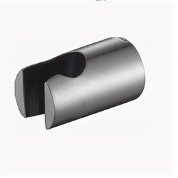Комплектующие - Держатель для душа  BelBagno Nova нержавеющая сталь сатин BB-HLD-IN, 0