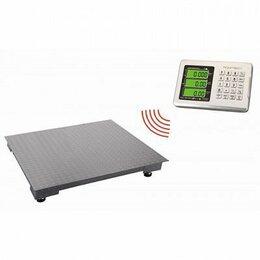 Весы - Весы платформенные   беспроводные 2000кг, 0