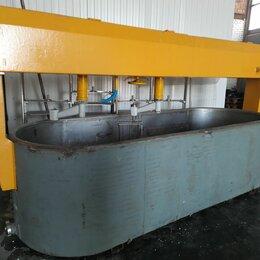 Прочее оборудование - Ванна для производства сыра д7-оса-1 2,5м3, 0
