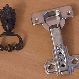 Комплектующие - Мебельная фурнитура б / у 54 предмета, 0