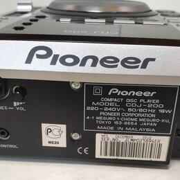 Микшерные пульты - Микшерный пульт Pioneer cdj200, 0