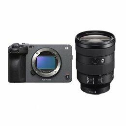 Экшн-камеры -  Sony Sony ILME-FX3 Kit FE 24-105mm f/4 G OSS, 0