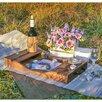 Поднос для вина 'Выдержка', 53,5x31x8,5 см по цене 2209₽ - Посуда, фото 3