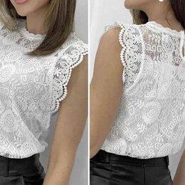 Блузки и кофточки - Нарядные блузки р-ры 42-52, 0