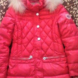Куртки и пуховики - Куртка яркая , очень красивая для девочки, 0