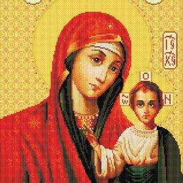 Картины, постеры, гобелены, панно - Икона БМ Казанская Артикул : GF 329, 0