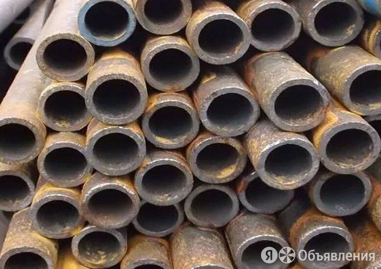 Труба бесшовная 140х18 мм ст. 10 ГОСТ 8732-78 по цене 49496₽ - Металлопрокат, фото 0