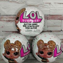 Куклы и пупсы - Lol glitter series оригинал, 0