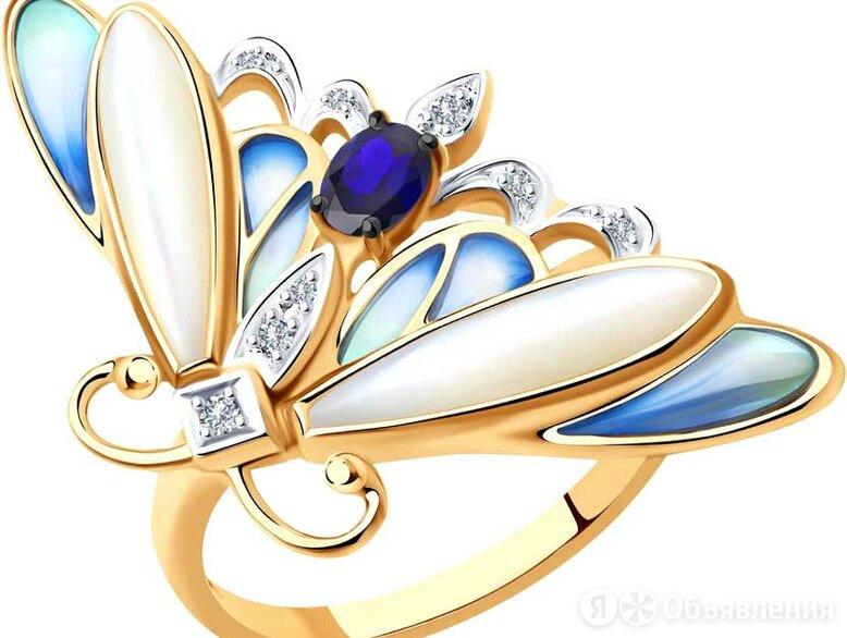 Кольцо SOKOLOV 6019020_s_17 по цене 35990₽ - Кольца и перстни, фото 0