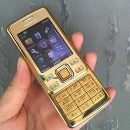 Мобильные телефоны - Кнопочный телефон nokia 6300 gold, 0