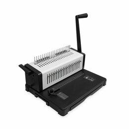 Брошюровщики - Переплетная машина для пластиковой пружины ГЕЛЕОС, БП-25ПРО, 0