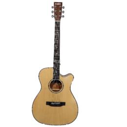 Акустические и классические гитары - Акустическая гитара Fabio FXL-401 N, 0