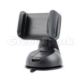Держатели мобильных устройств - Авто-держатель VIXION R5 с присоской на парприз (черный), 0