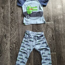Домашняя одежда - Пижама детская на мальчика 98, 0