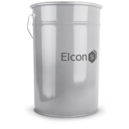 Эмали - Термостойкая эмаль КО-8111 серебристо-серый 600°С 25 кг, 0