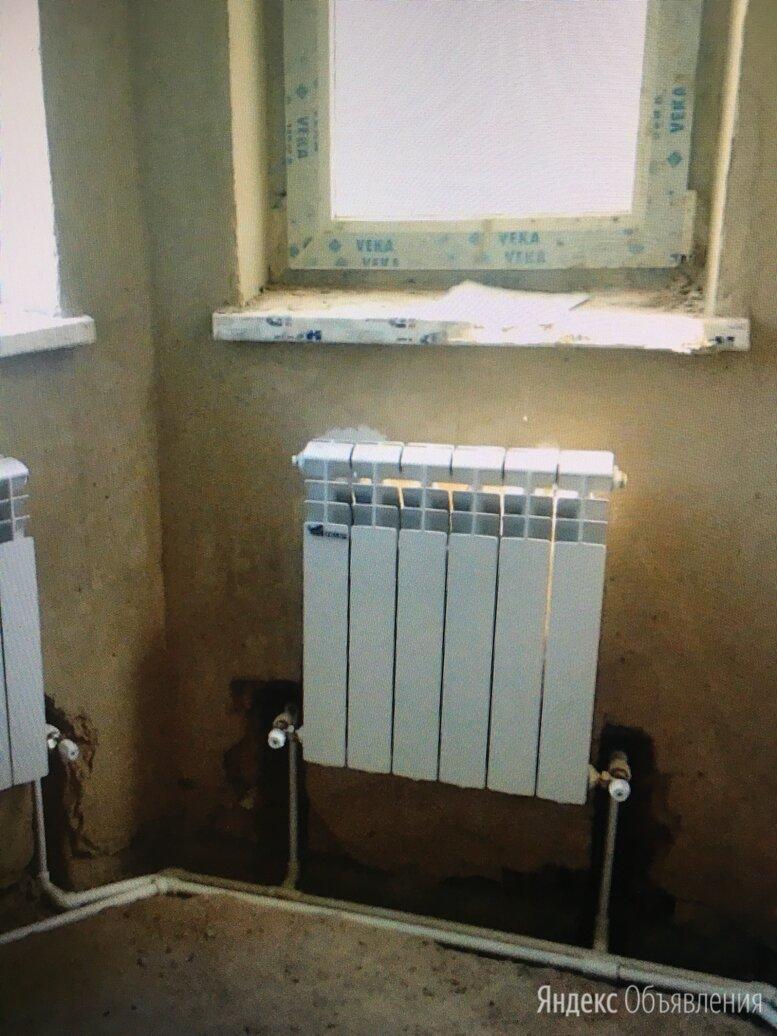 Отопление, тёплый пол, радиаторы по цене 1000₽ - Отопительные системы, фото 0