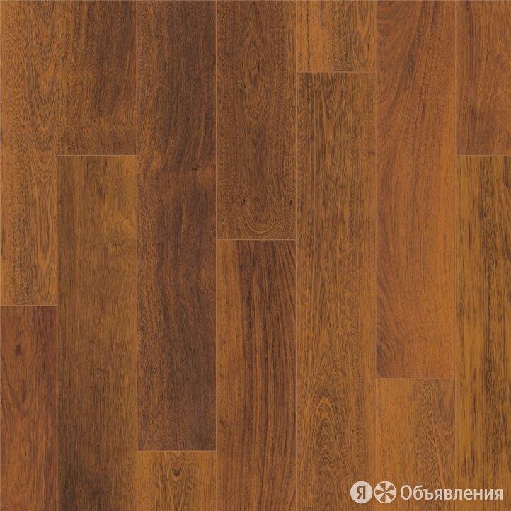 Ламинат Quick Step Perspective NEW UF 996-2 Доска мербау (фаска с 4-х сторон)... по цене 1435₽ - Ламинат, фото 0