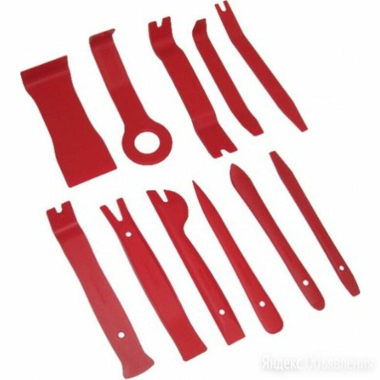 Набор съемников для пластиковых и деревянных элементов Станкоимпорт KA-2441-11 по цене 3450₽ - Съёмочный инструмент, фото 0