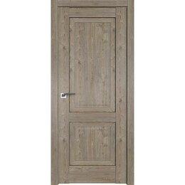Межкомнатные двери - Дверь межкомнатная Profil Doors 2.87XN Каштан темный - глухая, 0