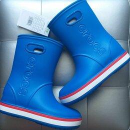 Резиновые сапоги и калоши - Непромокаемые сапоги Crocs для детей, 0