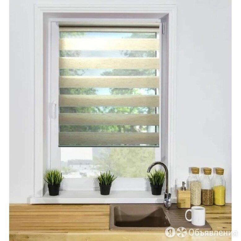 Рулонная штора LM DECOR LB 10-11 по цене 2029₽ - Римские и рулонные шторы, фото 0